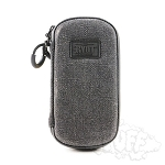 RYOT Slym Case Carbon Series With SmellSafe and Lockable Technology. RYO-SLYM-BLK