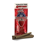 Hemparillo Tobacco-Free Hemp Wraps Single Pack – Strawberry. S-RYL-HMP-STR