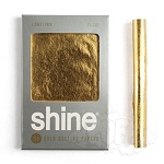 Single Pack - Shine 24k Gold Papers 1.25
