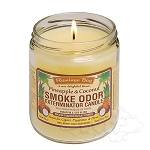 Smoke Odor Exterminator Candle - Pineapple Coconut.  SOC-PIN