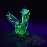 Stebbe Glass Dragon.  STEBBE-203