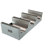 Three Section Frit tray. T-73