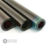 Trautman Art Glass Double Mai Tai Tube (Per Pound). TAG-DMAITAITUBE