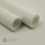 Trautman Art Glass Whiteout Tube (Per Pound). TAG-WHITETUBE