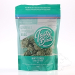 Tasty Buds Non-medicated Gourmet Chocolate Buds 4oz - Mint. TASTY-MIN-112