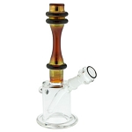 Thatcher Mini Tube. THATCHER-2-14-AMBER