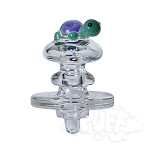 Wildfire Productions Lucky Turtle Carb Cap.  WF-CCT