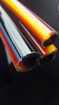 Colorado Color Co Black Fire Lined Tubing (Per Pound). CCC-BFIRE