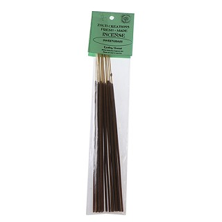 Zolti Creations Fresh Made Incense - Sweet Grass.  FM-SWG