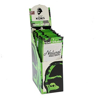 Kong Natural Premium Hemp Wraps. KONG-NAT