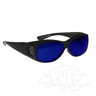 Boro True View Shade 5 Fit Over Black PSP-BTV5-33