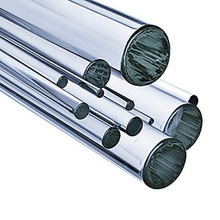 Simax Clear Glass 7mm Rod - Case of 121 Rods.