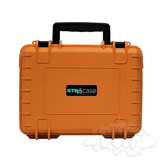 "STR8 Case Tangerine Orange 10"".  STR8-10S-ORG"