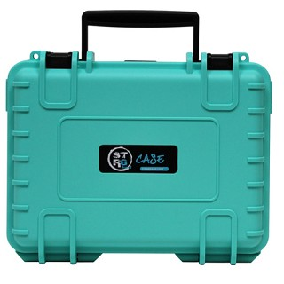 "STR8 Case Teal 10"" W/ 2 Layer Foam Interior STR8-10S-TEA"
