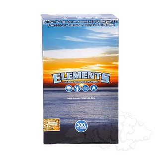 Elements Ultra Thin Rice Papers 300. ELEMENTS-300