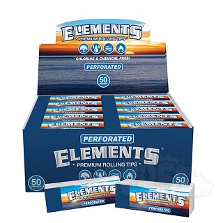 Elements Perforated Tips.  ELEMENTS-TIPS-PERF