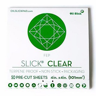 Oil Slick Clear.  OS-CLEAR-50