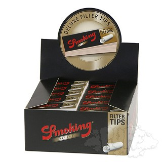 Smoking Deluxe Filter Tips